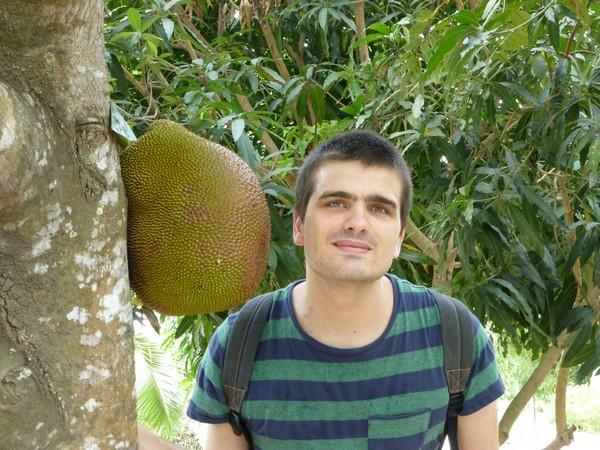 martin-et-jackfruit